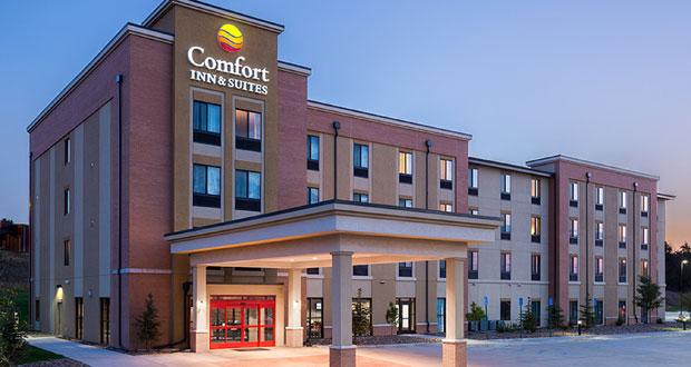 Choice Hotels Comfort Inn