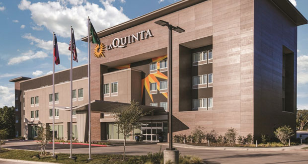 La Quinta Inn and Suites -- the franchise business will be acquired by Wyndham Worldwide