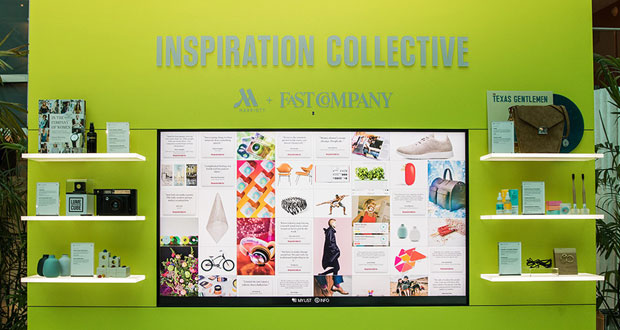 Marriott and Fast Company launch the Inspiration Collective