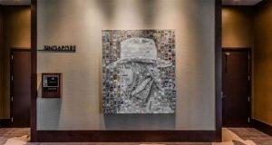 Art at Renaissance Hotel Plano, Texas