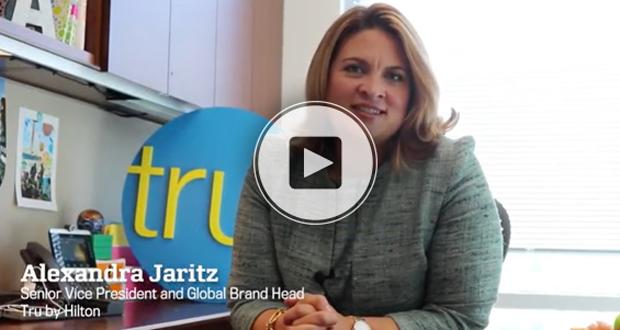 Alexandra Jaritz - Tru by Hilton LODGING Insider Video