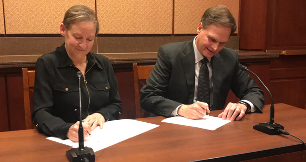 Marriott signs ECPAT-USA code