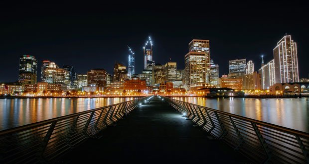 San Francisco, one of the top performing hotel markets according to HotStats' November 2017 report