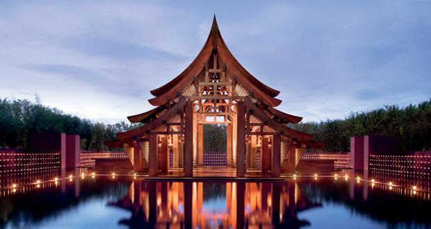 Marriott International - Ritz Carlton Phulay Bay