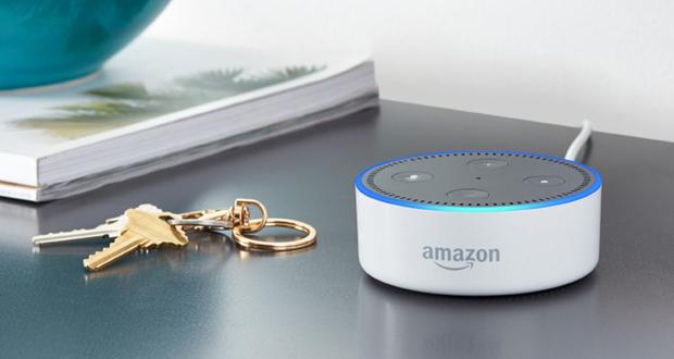 Red Roof Amazon Alexa