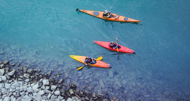 Kayaking - travel experiences