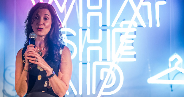 What She Said W Hotels event