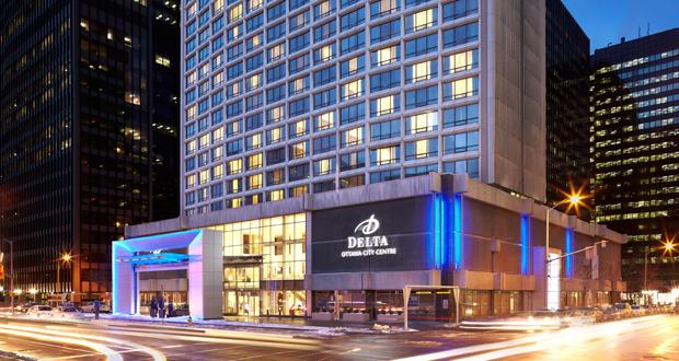 Delta Hotels Ottawa City Centre - Soapbox partner