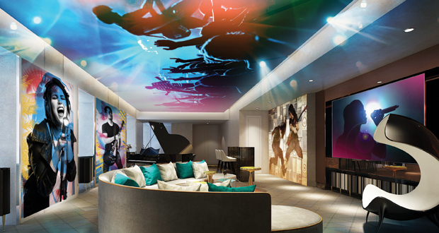 Hard Rock Rock Star Suite