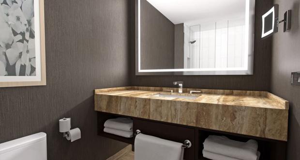 Ritz-Carlton Atlanta Bathroom