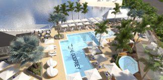 The Godfrey Hotel Pool