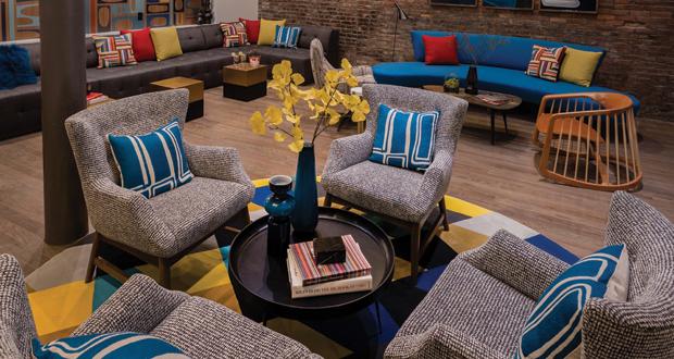 The Hotel Salem - Lounge