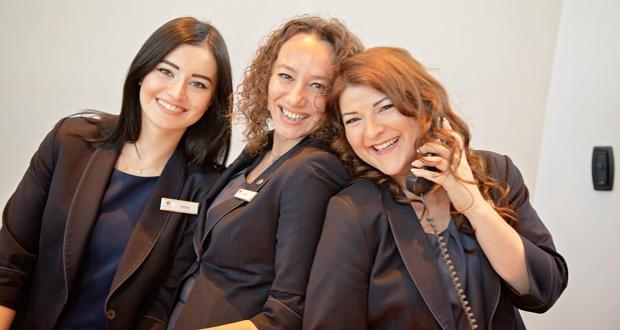 Thrive@Hilton — a team member wellness program