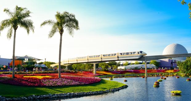 Orlando - a top Spring travel destination