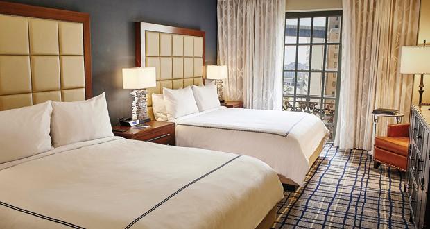 Adolphus Hotel Deluxe Double King Room