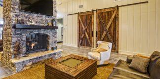 Black Fox Lodge Lobby