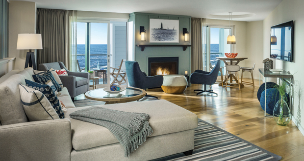 The Cliff House - One Bedroom Suite