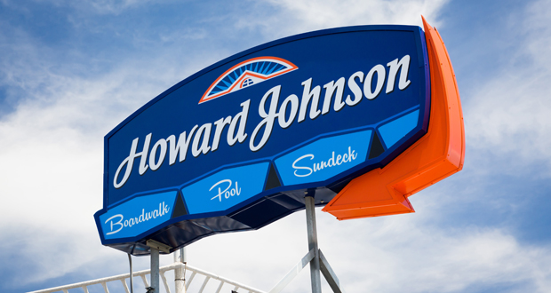 Howard Johnson - history of franchising