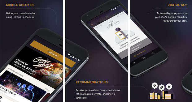 MGM Mobile Check-In App