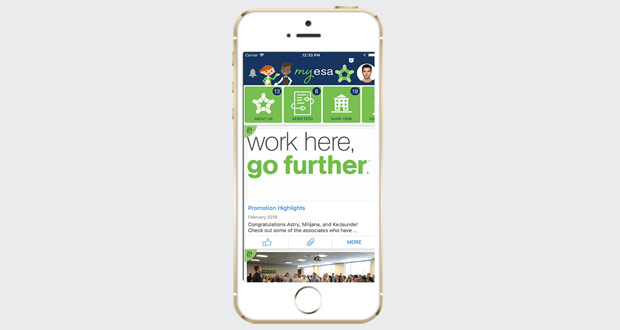 MyESA app to engage Extended Stay America Associates