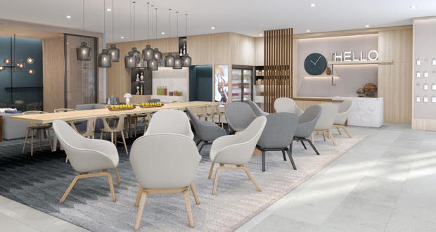 Radisson Hotel Group - Radisson New Lobby Design
