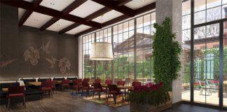 Renaissance New York Chelsea-South Hotel Rear Restaurant