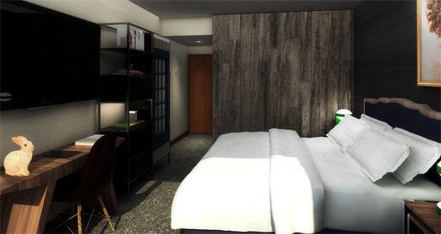 Renaissance New York Chelsea South guestroom