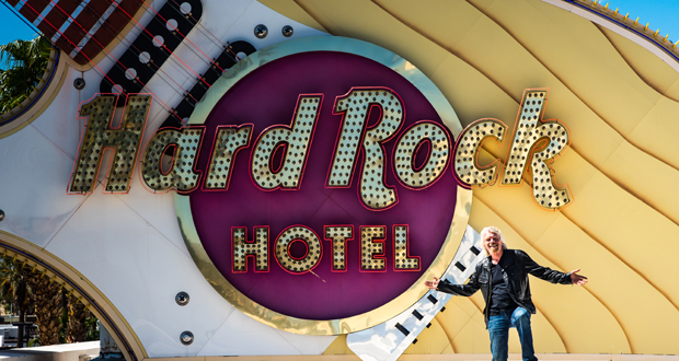 Virgin Hotels buys Hard Rock Hotel & Casino Las Vegas