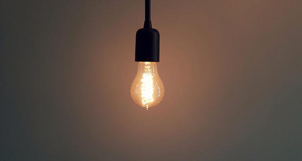 light bulb- energy usage