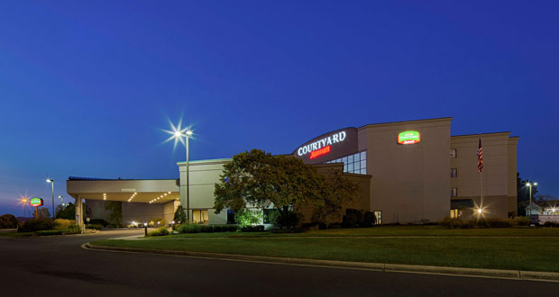 Courtyard by Marriott Columbus West — Paramount Hotel Group