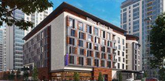 Hilton Garden Inn Bellevue Washington