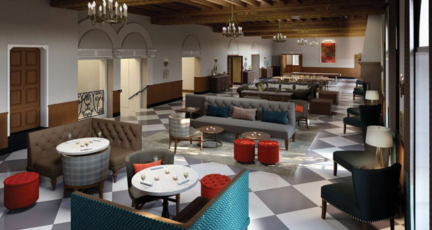 Hotel Sarnac Great Hall