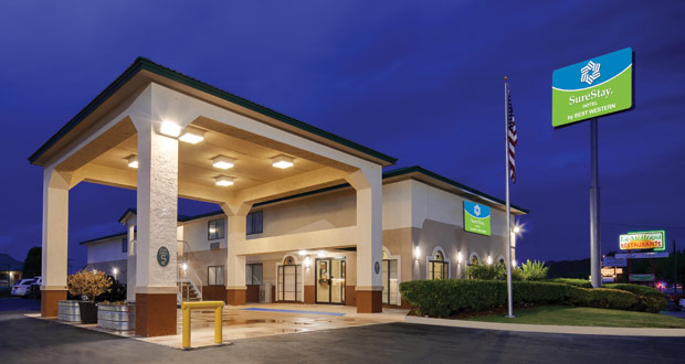 SureStay Hotel in Sonora, Texas