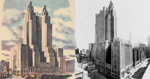 The Waldorf-Astoria New York