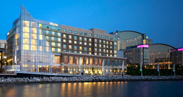 Westin Washington National Harbor Hotel
