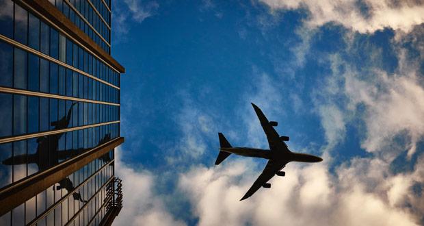 Airplane - air travel - international travel