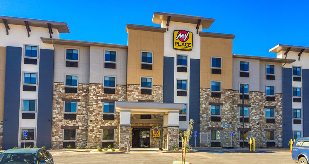 My Place Hotel-St. George