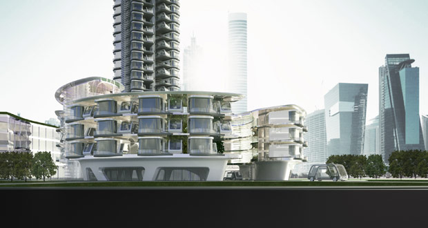 Autonomous Travel Suite - Radical Innovation