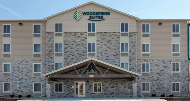 WoodSpring Suites Chicago-Tinley Park