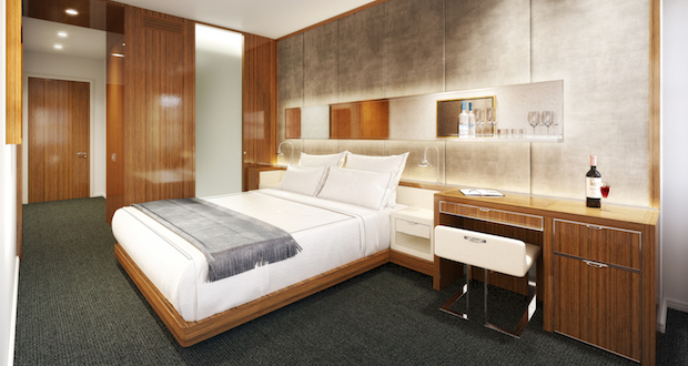 Mr. C Seaport Hotel — Leading Hotels of the World