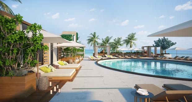 Nobu Hotel Miami Beach — Leading Hotels of the World