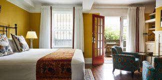 Petit Auberge Guestroom