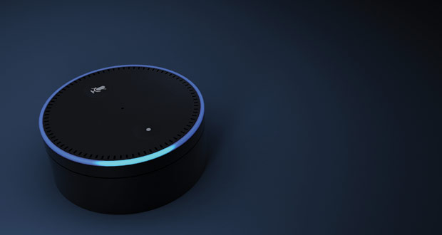 Amazon Alexa Echo - voice technology
