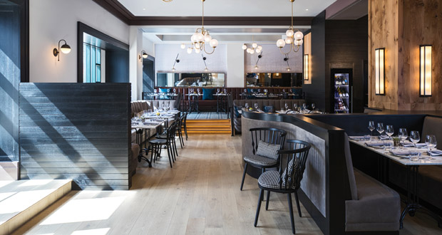 Chez Ben Restaurant at the Renaissance Philadelphia Downtown hotel