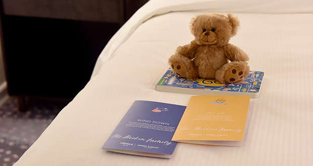 Family by JW Teddy Bear Turndown Service