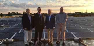 High Hotels Solar-Powered Marriott