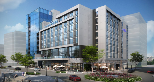 Hotel Indigo Vancouver Downtown