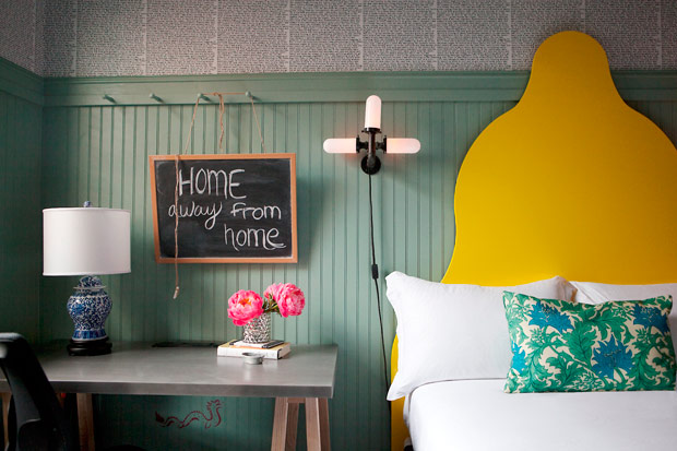 Hotel Triton Single Room