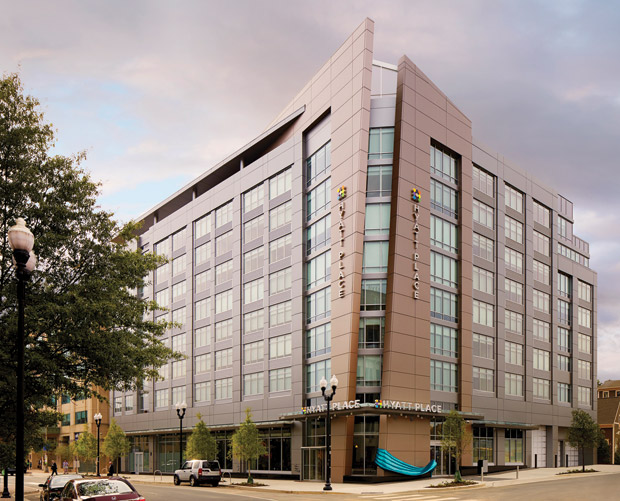 Mission Capital arranged financing for the Hyatt Place Arlington/Courthouse Plaza in Arlington, Va.