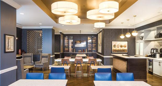 Oak Brook Executive Lounge